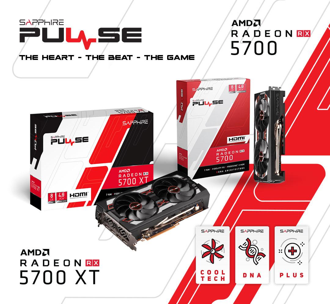 Sapphire Pulse RX5700