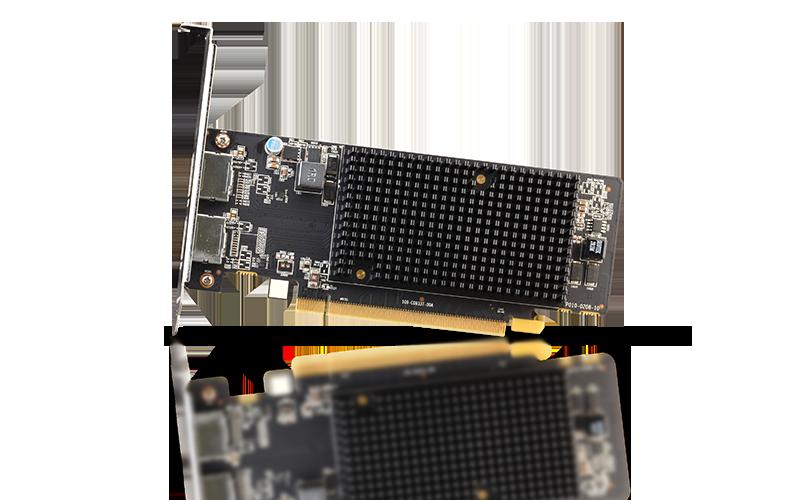 SAPPHIRE GPRO 2200 2G DDR3 PCI-E DUAL DP