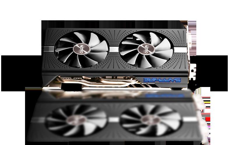 Sapphire Nitro Radeon Rx 580 4gb Gddr5