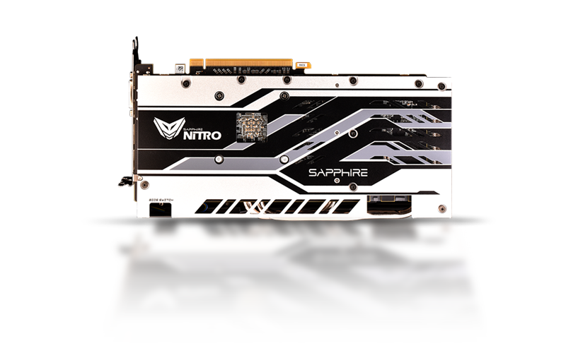 SAPPHIRE NITRO+ Radeon RX 580 8GB GDDR5