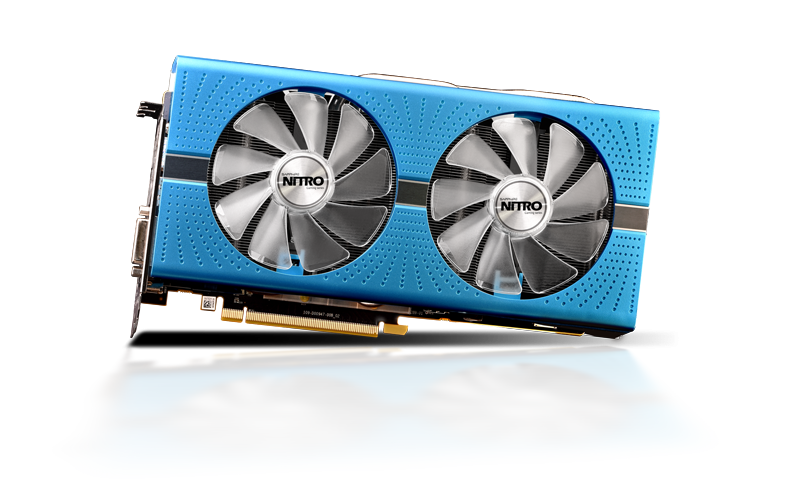 Sapphire Radeon NITRO RX 580 8GB GDDR5 Special Edition 11265-21 card only