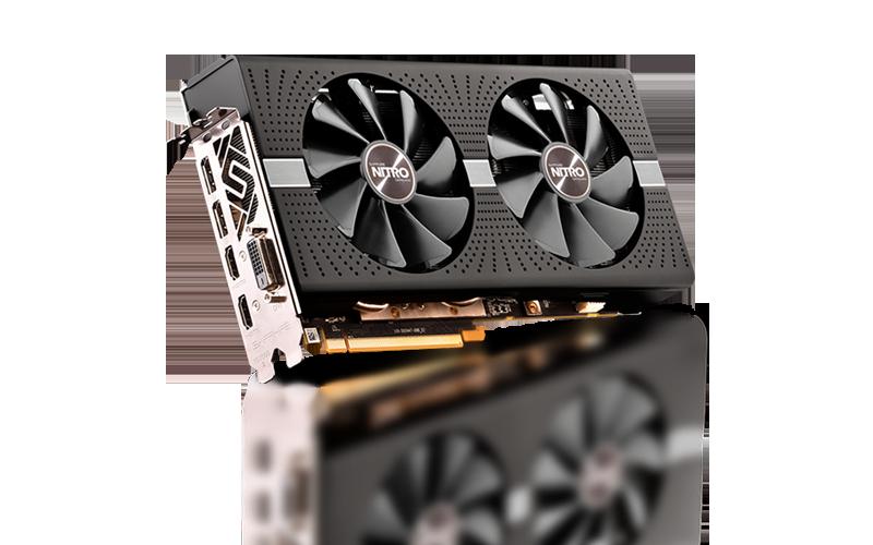 Sapphire Nitro Radeon RX 570 GDDR5 8g
