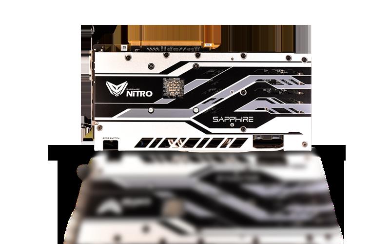 SAPPHIRE NITRO+ RADEON RX 570 4GB