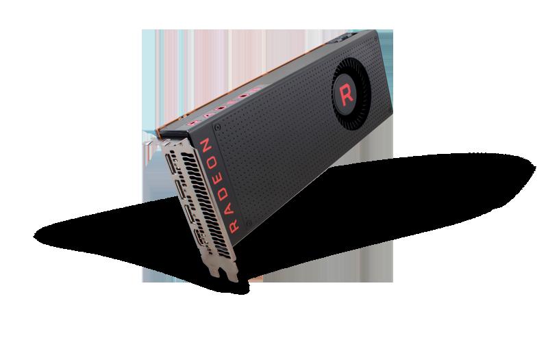 SAPPHIRE Radeon™ RX Vega56 8GB HBM2