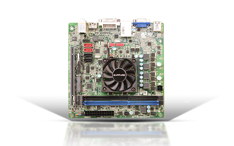 SAPPHIRE AMD IPC-FT3GS